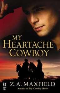 My Heartache Cowboy cover image