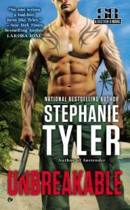 Review – Unbreakable (Section 8 #2) by Stephanie Tyler