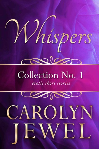 Whispers 1 cover image.