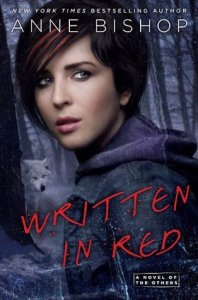 Written in Red cover image