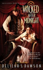 Review — Wicked After Midnight by Delilah S. Dawson