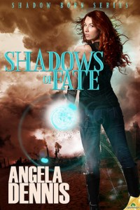 Review – Shadows of Fate (Shadow Born #1) by Angela Dennis
