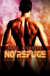 Review: No Refuge by Annie Nicholas