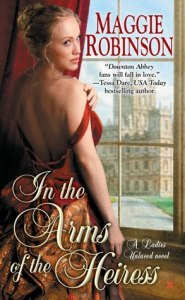 In the arms of the heiress