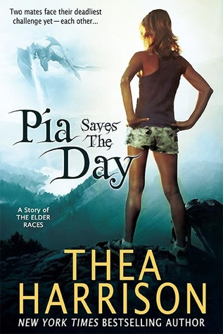 Pia Saves the Day cover image