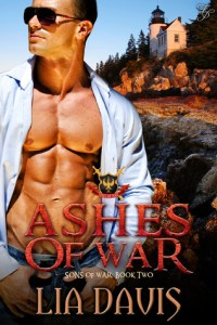 Review – Ashes of War (Sons of War #2) by Lia Davis