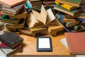 Paperback vs, ebooks
