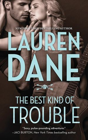 The Best Kind of Trouble cover image