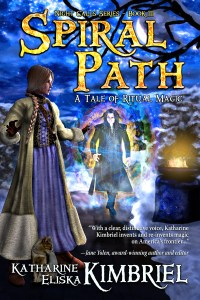 Review – Spiral Path (Night Calls #3) by Katharine Kimbriel