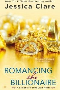 Romancing the Billionaire cover image