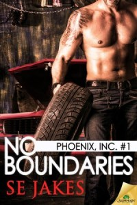 Review – No Boundaries by SE Jakes