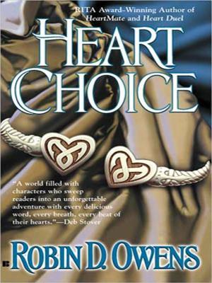 heart choice by robin d owens