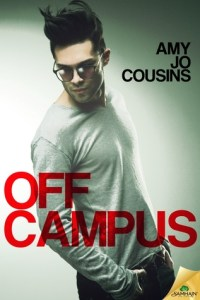 Review – Off Campus by Amy Jo Cousins
