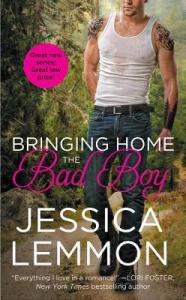Review – Bringing Home the Bad Boy by Jessica Lemmon