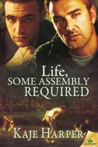 Review – Life, Some Assembly Required by Kaje Harper