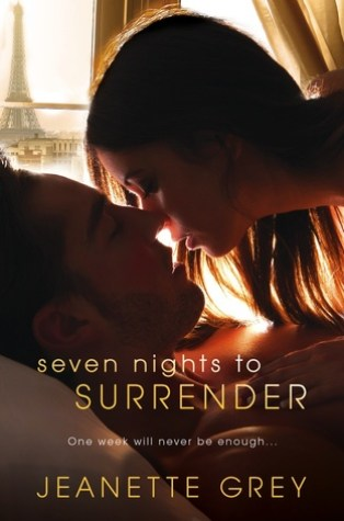 Review: Seven Nights to Surrender (Art of Passion #1) by Jeanette Grey