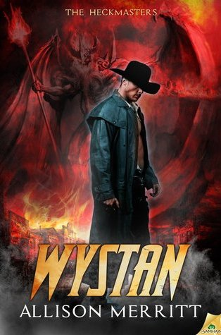 Review – Wystan (The Heckmasters #1) by Allison Merritt