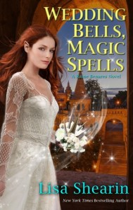 Review – Wedding Bells, Magic Spells (Raine Benares #7) by Lisa Shearin