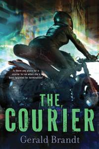 Review – The Courier (San Angeles #1) by Gerald Brandt
