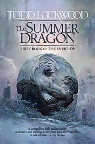 Review – The Summer Dragon (The Evertide #1) by Todd Lockwood