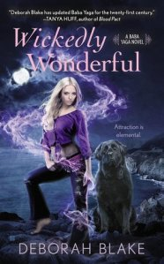 Review – Wickedly Wonderful (Baba Yaga #2) by Deborah Blake