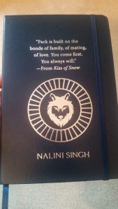 Nailing Singh Notebook