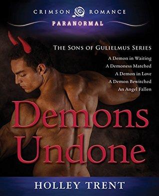 Demon's Undone cover image
