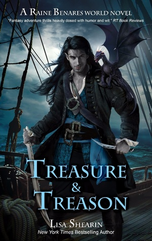 Treasure & Treason cover image