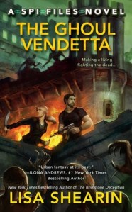 Review – The Ghoul Vendetta (The SPI Files #4) by Lisa Shearin
