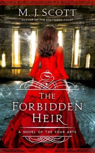 The Forbidden Heir cover image