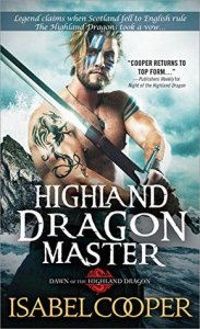 Highland Dragon Master cover image