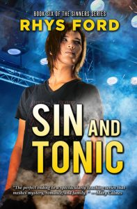 Cover Image - Sin and Tonic