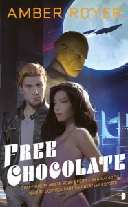 Cover Image - Free Chocolate