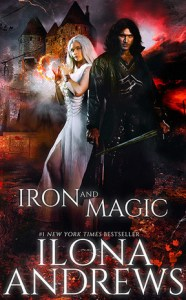 Cover Image - Iron and Magic