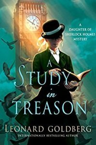 Cover Image - A Study in Treason