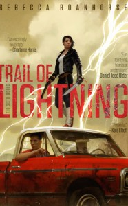 Cover Image - Trail of Lightning