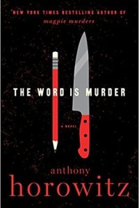 Cover Image - The Word is Murder