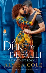 Cover image - A Duke by Default
