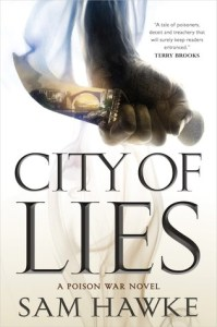 Cover image - City of Lies