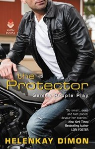 Cover image - The Protector
