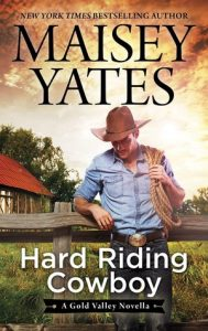 Hard-Riding Cowboy cover image