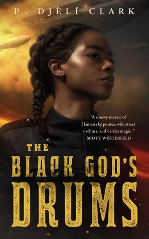 The Black God's Drums cover image
