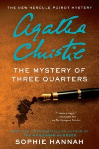 The Mystery of Three Quarters cover image
