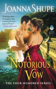 A Notorious Vow cover image