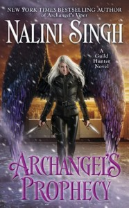 Archangel's Prophecy cover image