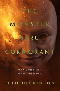 The Monster Baru Cormorant cover image