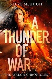 A Thunder of War (The Avalon Chronicles #3)