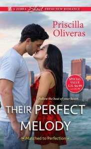 Their Perfect Melody (Matched to Perfection #3)