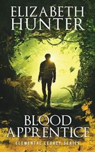 Blood Apprentice (Elemental Legacy #2) cover image