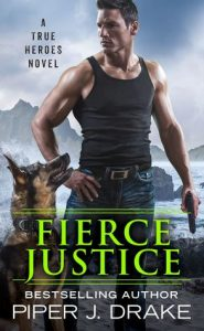 Fierce Justice (True Heroes #5) cover image